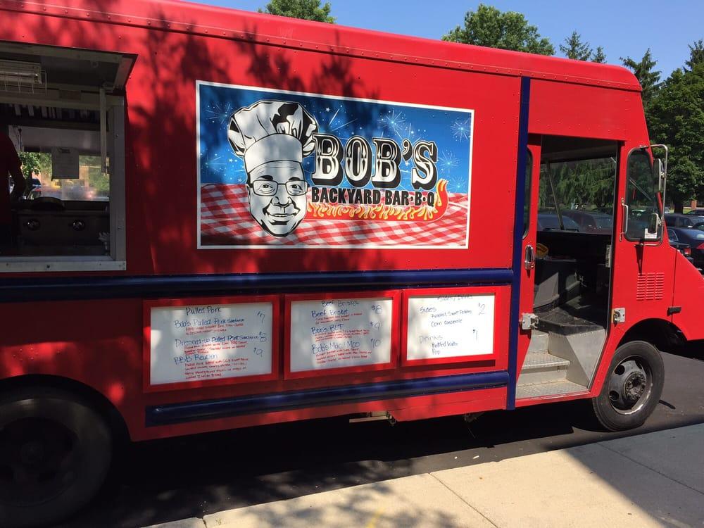 Bob S Backyard Barbecue Food Truck