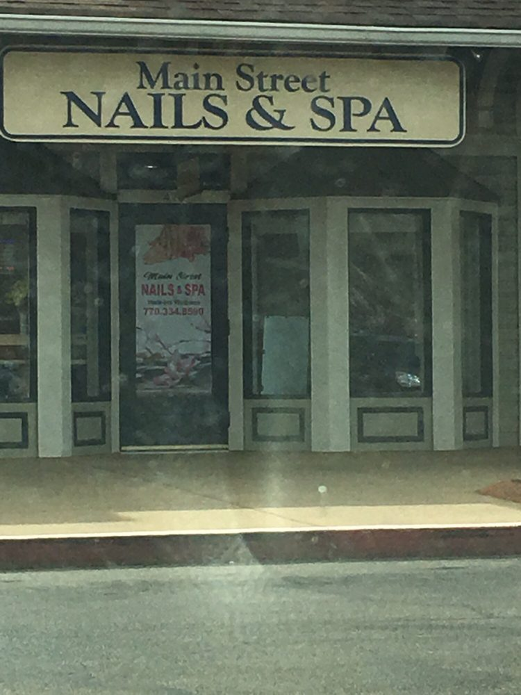 Main Street Nails & Spa - Nail Salons - 473 E Main St, Cartersville ...