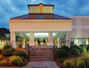 Ramada Plaza Winston Salem North: 3050 University PKWY, Winston-Salem, NC