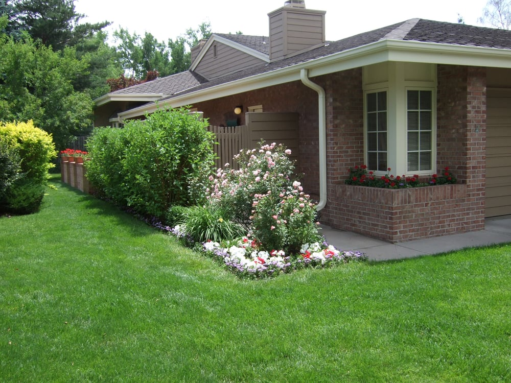 Gardening services provided in denver for annual flowers for General garden services