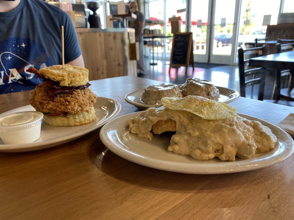 Maple Street Biscuit Company - Riverview