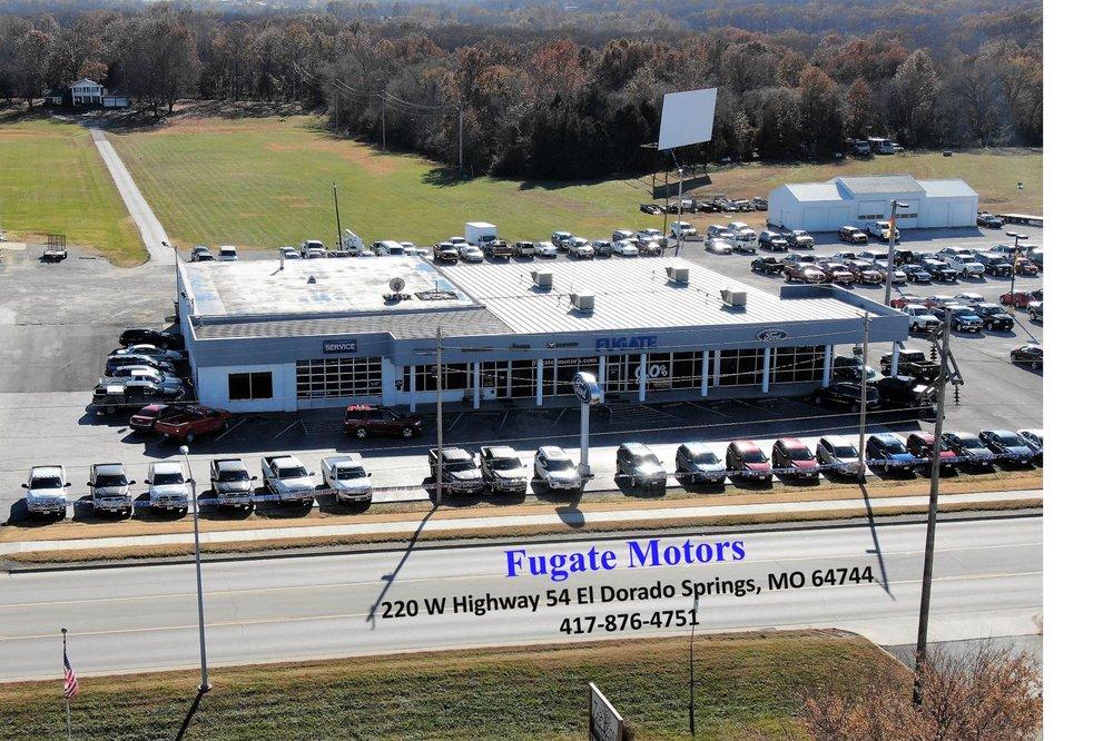 Fugate Motors: 220 W US Hwy 54, El Dorado Springs, MO