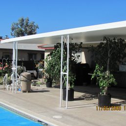 Charmant Photo Of Discount Patio Covers   Lakeside, CA, United States. White Solid  Patio