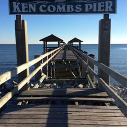 Ken Combs Pier 135 Courthouse Rd Gulfport Ms
