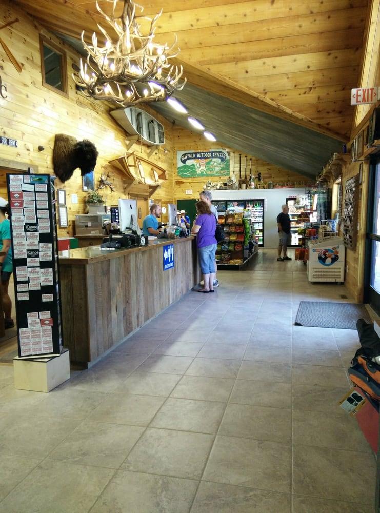 Buffalo Outdoor Center: 4699 Ar 43 Hwy, Ponca, AR