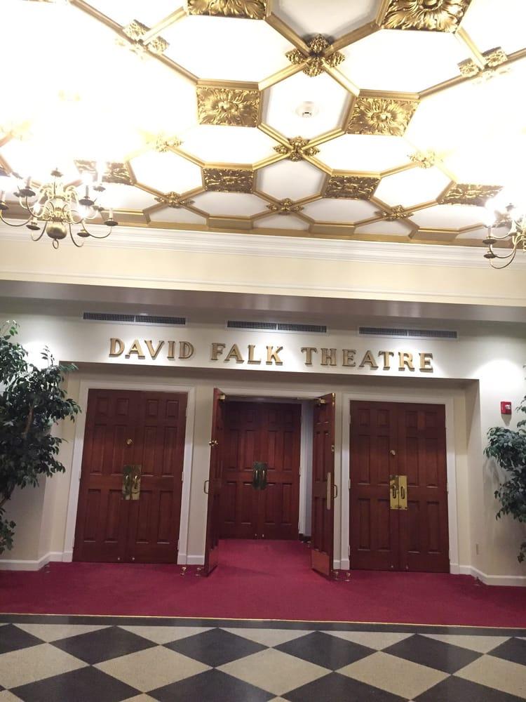 Falk Theatre: 428 Kennedy Blvd, Tampa, FL