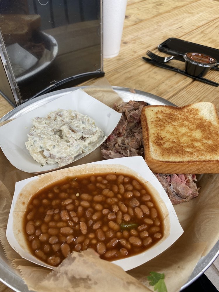Food from North Georgia Barbeque