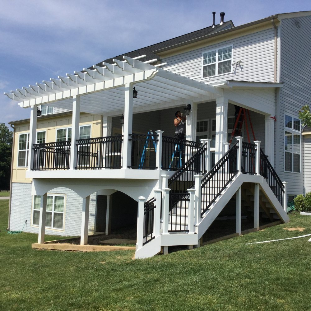 Ace Fence Decks & Patio: 13801 Kings Isle Ct, Bowie, MD
