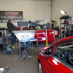 Dentagon auto hail repair 19 reviews body shops 914 for Colorado springs motor city