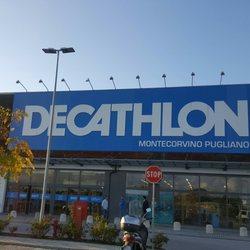 Decathlon Abbigliamento sportivo Via A Vivaldi Svincolo