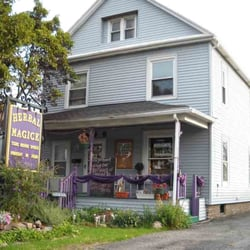 Herbal Magick Inc - Herbs & Spices - 402 W Ave, Lockport, NY - Phone