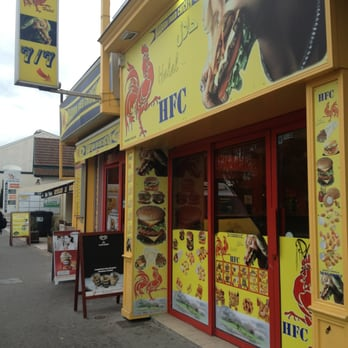 Hfc fast food 515 cours de la lib ration talence for Restaurant talence