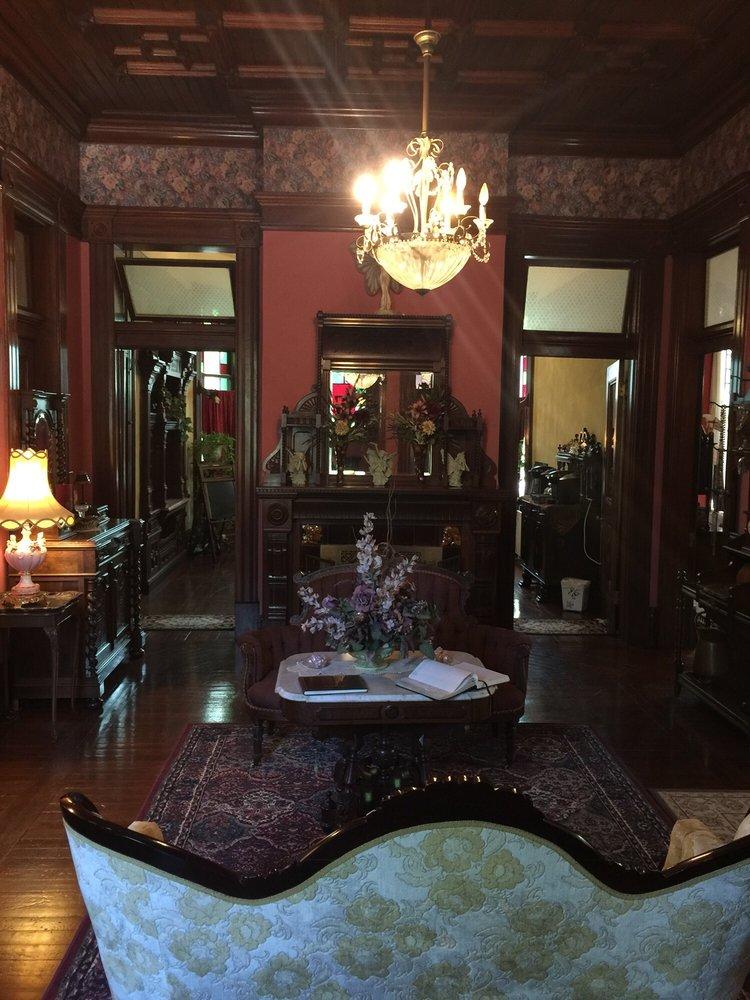 Wildwood 1884 Bed & Breakfast Inn: 808 Park Ave, Hot Spgs Nationl Prk, AR