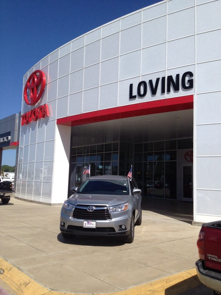 Loving Toyota Scion Car Dealers 1807 S Medford Dr