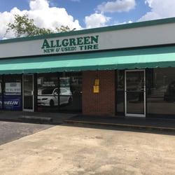 Allgreen New And Used Tires Tires 2062 Gordon Hwy Augusta Ga