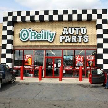 O'Reilly Auto Parts - Auto Parts & Supplies - 1019 E