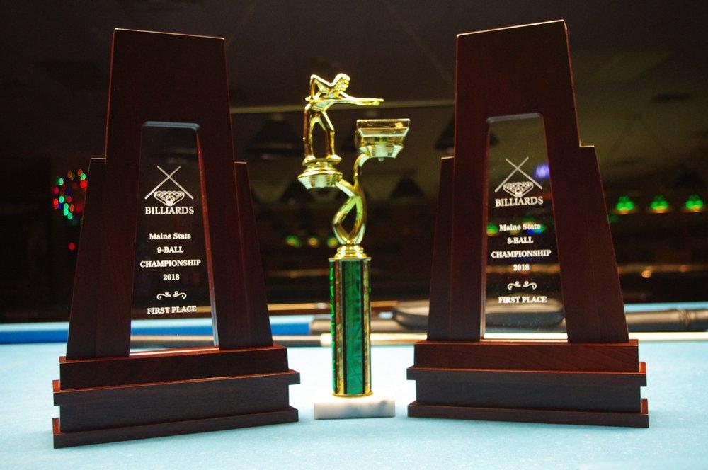 Social Spots from TJ's Classic Billiards