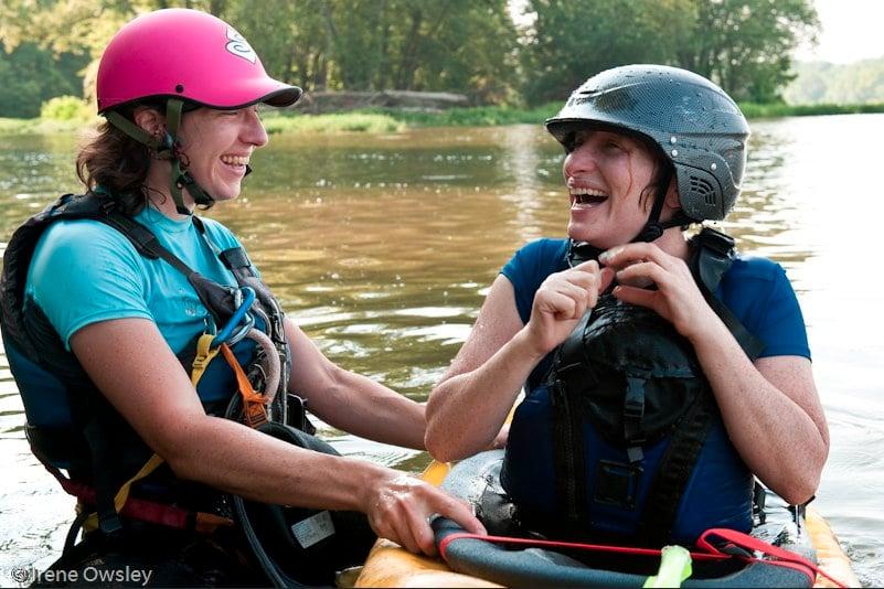 Liquid Adventures Kayak School: Cabin John, MD