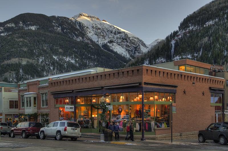 Telluride Sports - Main Street: 150A W Colorado Ave, Telluride, CO