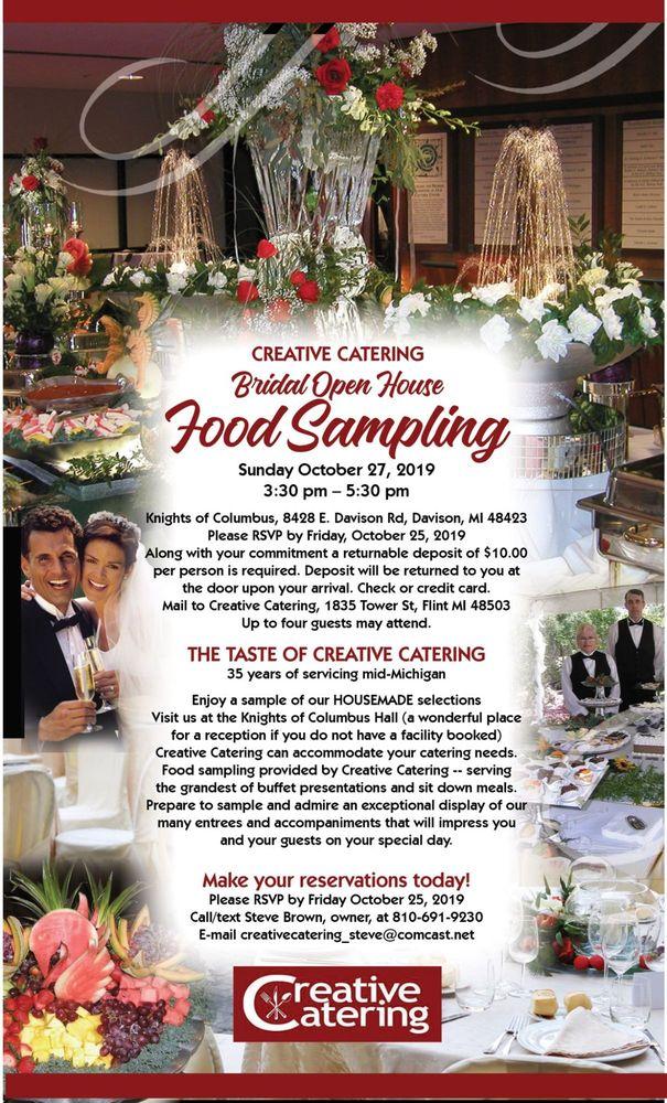 Creative Catering: 1835 Tower St, Flint, MI
