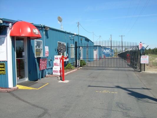 ABC Mini Storage 7726 W Sunset Hwy 5 Locations To Serve You Spokane, WA  Storage   MapQuest