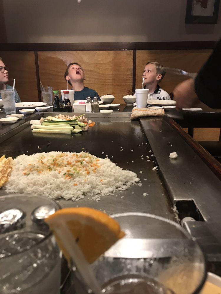 Otaki Japanese Steakhouse: 7860 Gate Pkwy, Jacksonville, FL