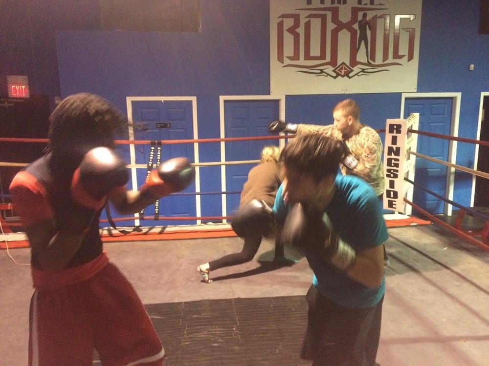 Triple Boxing
