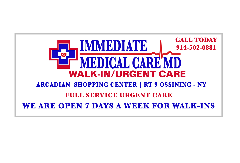 Immediate Medical Care MD: 240D S Highland Ave, Ossining, NY