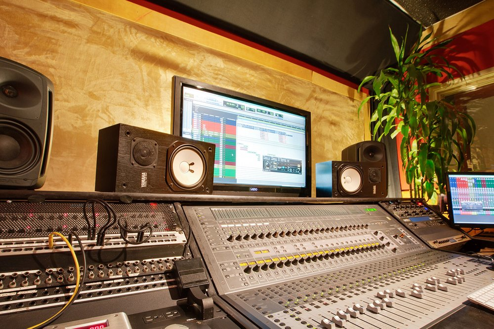 Dub Room Recording Studio