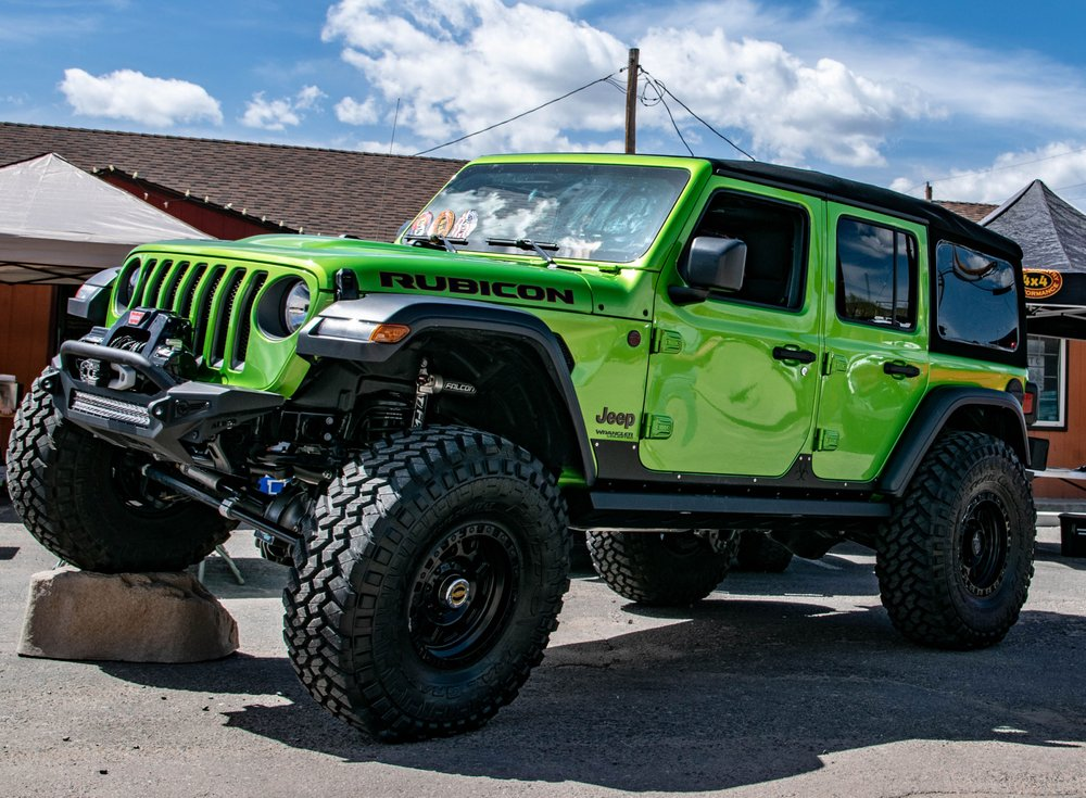 High Country Performance 4x4: 1695 W Hamilton Pl, Englewood, CO