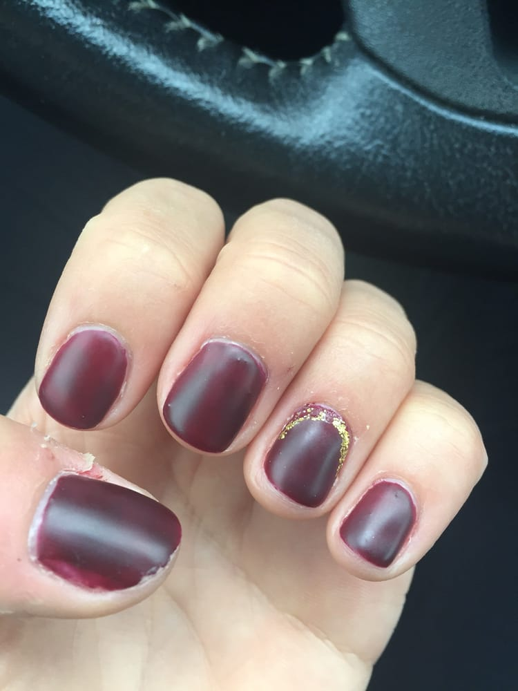 Classic Nails: The Absolute Worst Manicure I Have Ever Had. And I Paid