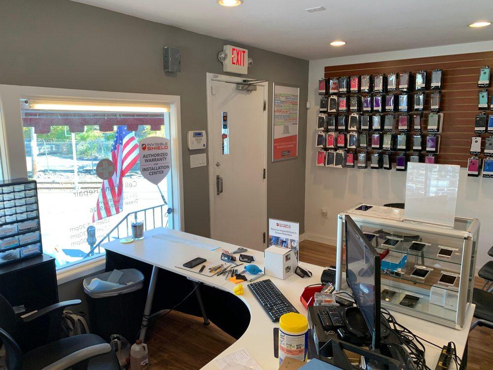 CPR Cell Phone Repair Drexel Hill: 384 Edmonds Ave, Drexel Hill, PA