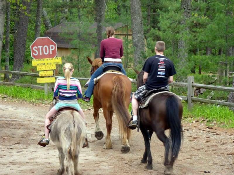 Putman Lake RV Park and Campground: 2240 W Wonderland St, Baldwin, MI