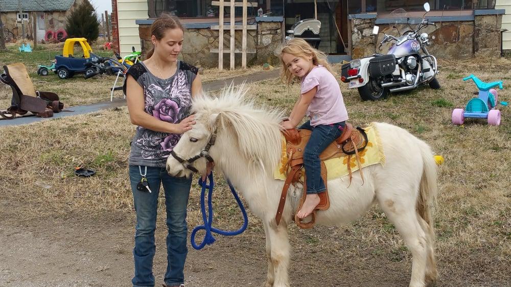 Kemper Horse Farm: 122 Airport Rd, Buffalo, MO