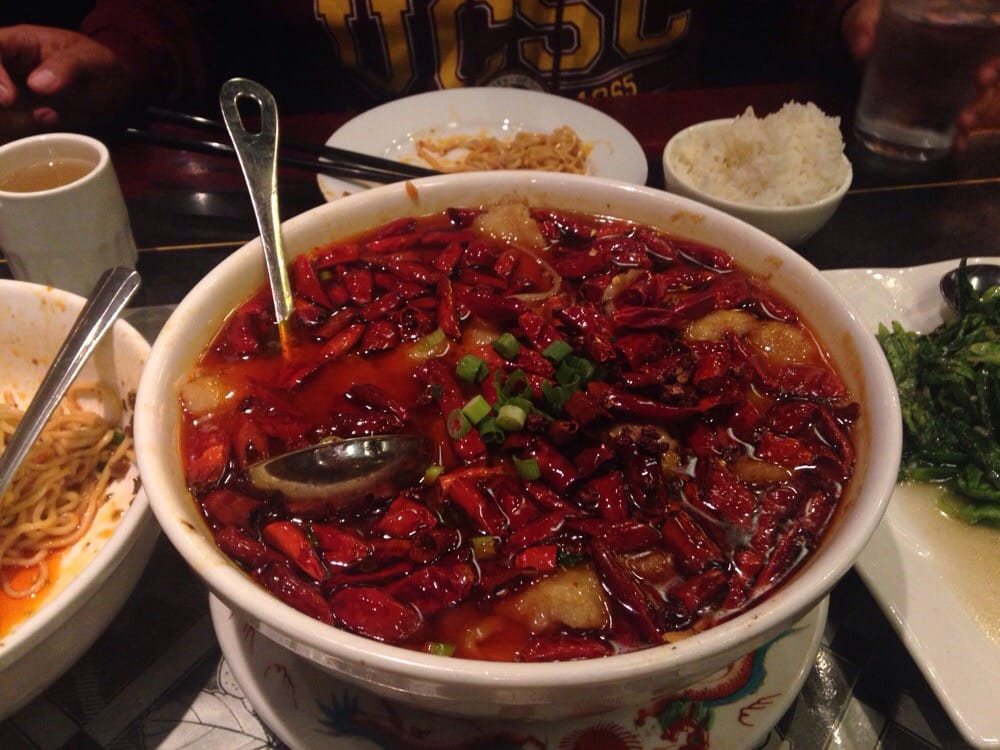 Spicy fish soup yelp for Spicy fish soup