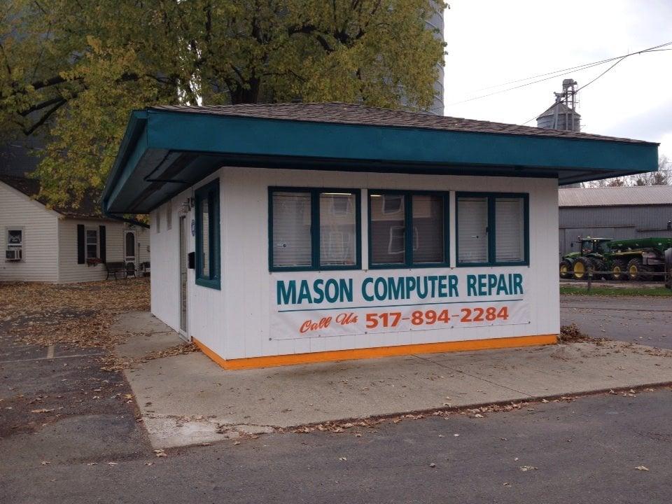 Mason Computer Repair: 100 State St, Mason, MI
