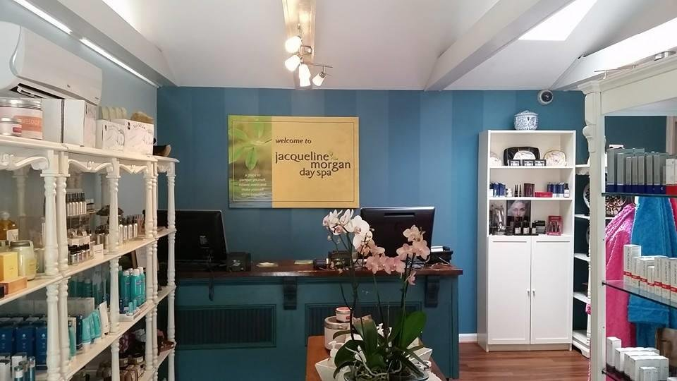 Jacqueline Morgan Day Spa: 128 Main St, Prince Frederick, MD