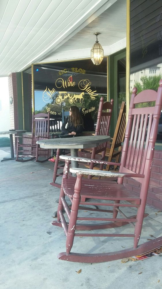 The Wine Stable: 150 S Broadway Ave, Bartow, FL