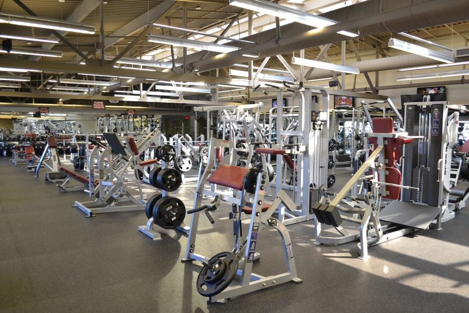 Brand new Cybex, Life Fitness, and Hammer Strength weight