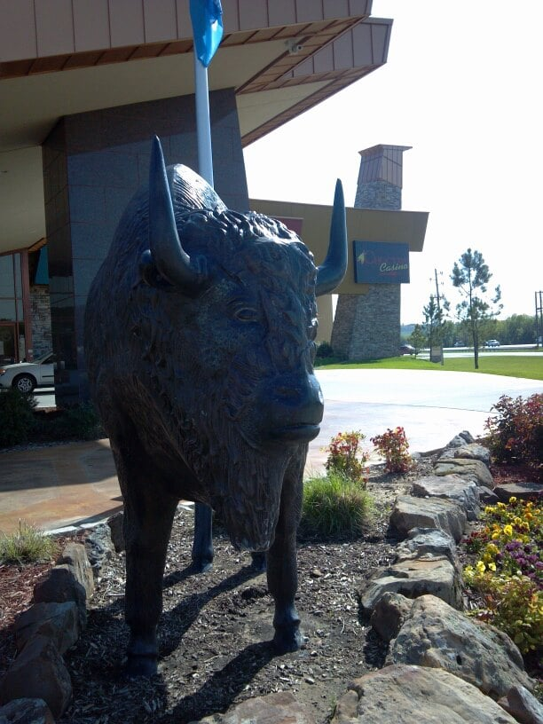 Choctaw Casino - McAlester: 1638 S George Nigh Expy, McAlester, OK