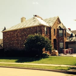 Photo Of Guardian Roofing   Fort Worth, TX, United States. Little Elm Roof  ...