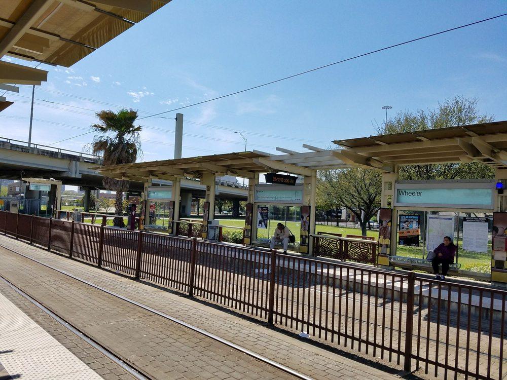 Wheeler Station: 4500 Main St, Houston, TX