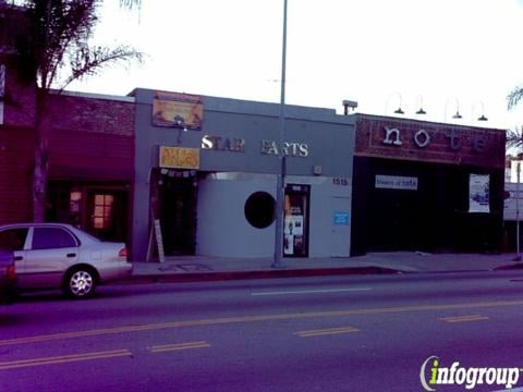 Star parts corp auto parts supplies 1515 n cahuenga blvd photo of star parts corp los angeles ca united states sciox Choice Image