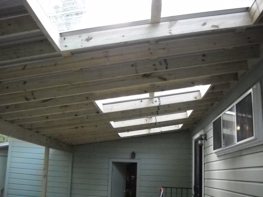 Nice Photo Of Allstar Quality Exteriors   Houston, TX, United States. Patio  Cover With