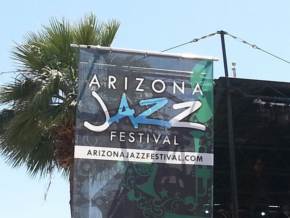 Arizona Jazz Festival At the Wigwam
