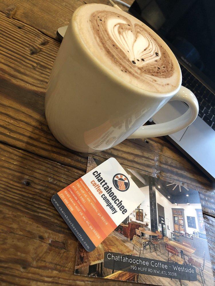 Chattahoochee Coffee Company - Westside: 790 Huff Rd NW, Atlanta, GA