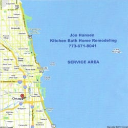 Chicago Remodeling Contractors Plans jon hansen  kitchen bath home remodeling  contractors  lakeview