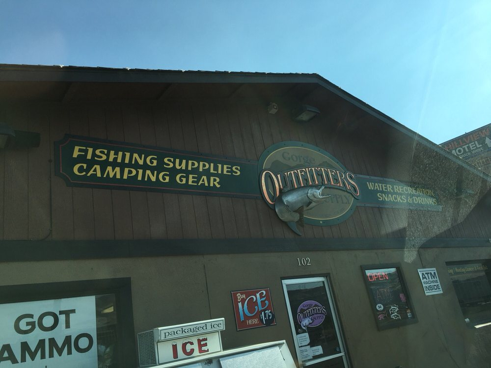 Gorge Outfitters Supply: 102 E 1st St, Rufus, OR