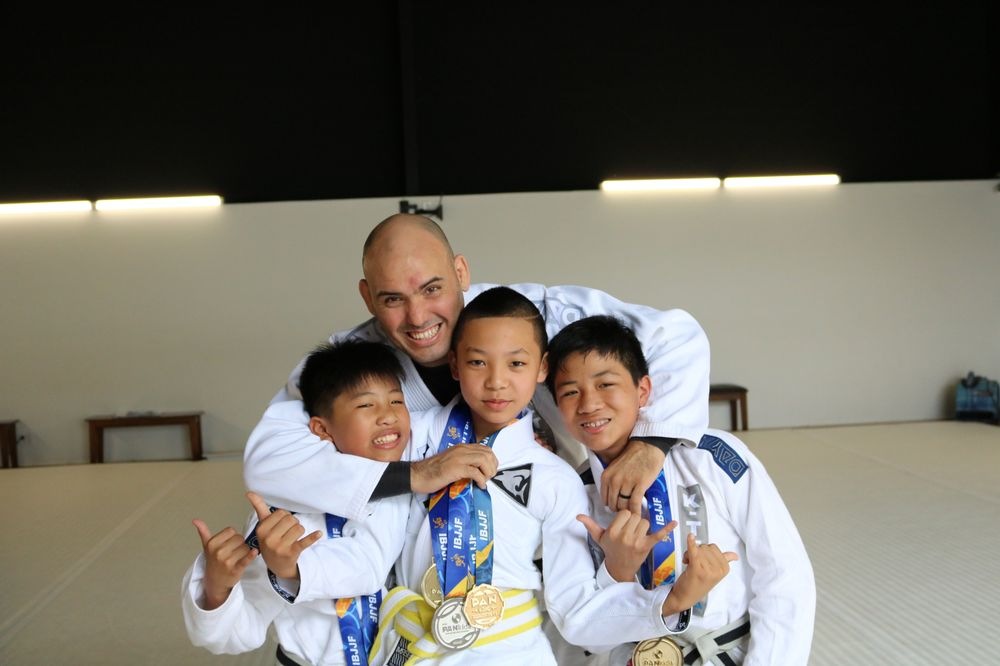 K-Team Martial Arts