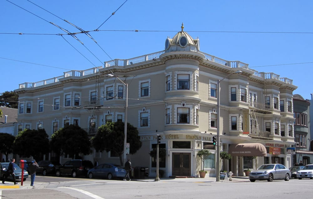 Stanyan Park Hotel Reviews